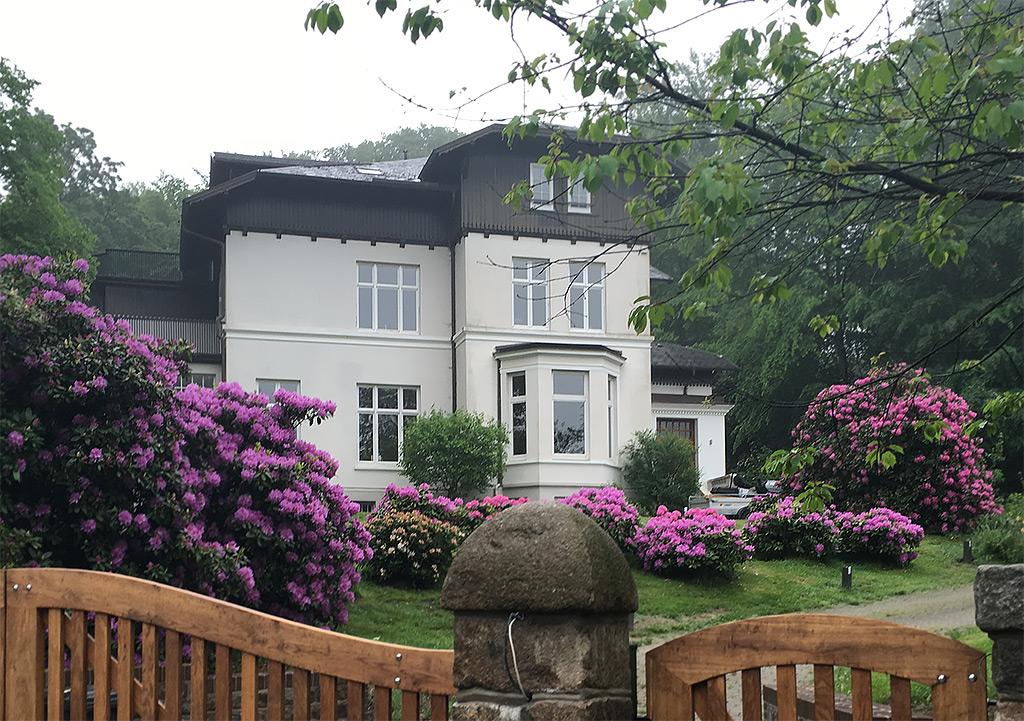 Künstlerhaus Villa Willemsen Eröffnet Roger Willemsen Stiftung