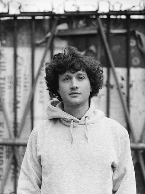 Portrait Joshua Groß