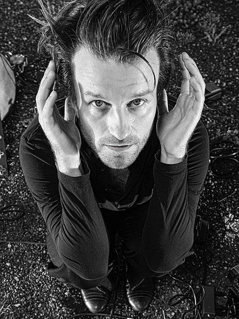 Josh Turnbull - Foto: Andreas J. Etter
